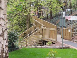 BRI Woodland Walkway