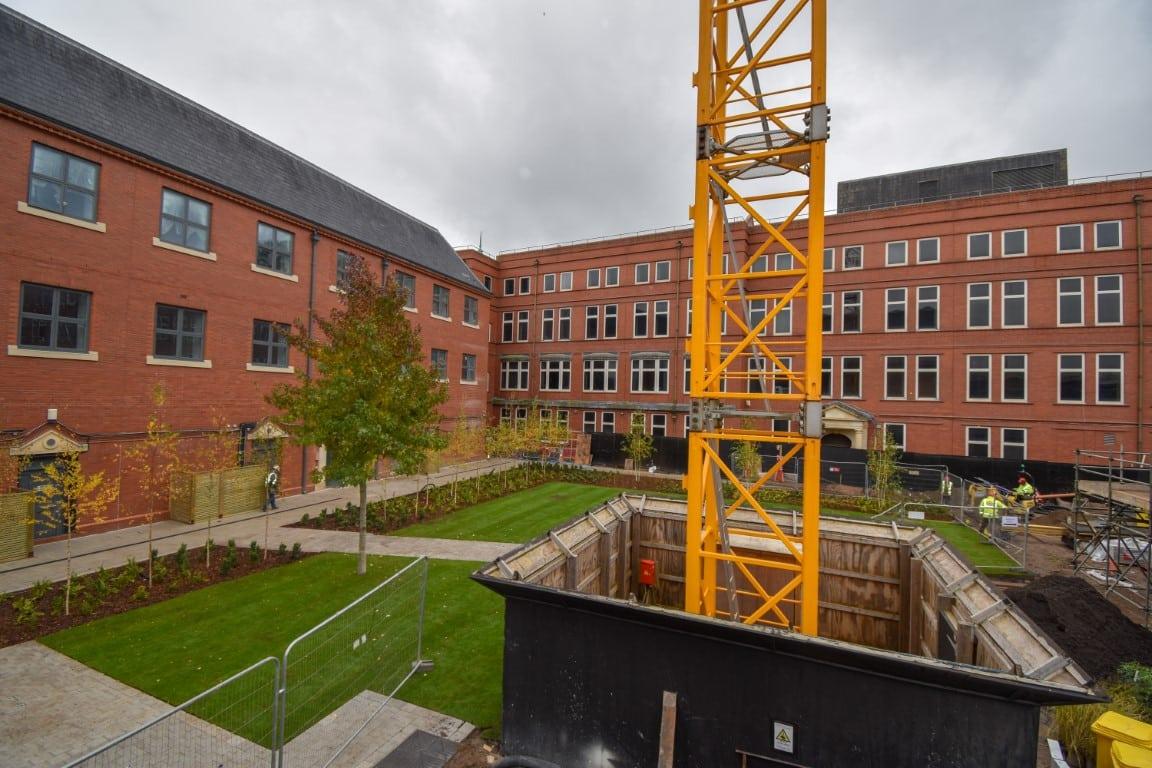 Image 1 – Housing Development